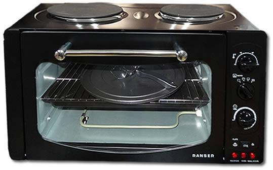 Hornos convectores pizzeros pasteleros electricos gas spiedo for Hornos de cocina electricos